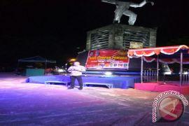 Cucu AM Sangadji Orasi Kebangsaan di Ambon