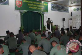 Kodam Pattimura Peringati Maulid Nabi Muhammad SAW