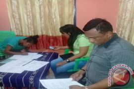 KPUD Maluku Tenggara verifikasi faktual  parpol