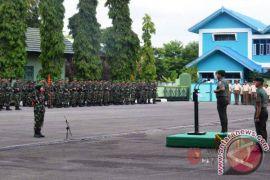 Kodam Pattimura gelar upacara peringatan hari ibu