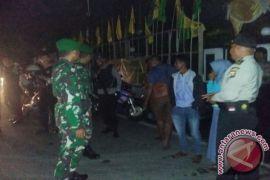 TNI-Polri patroli jelang pilkada