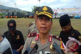 Kapolda: pola pengamanan pilkada Malut tidak berubah