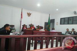 Jaksa tuntut terdakwa narkoba empat tahun penjara
