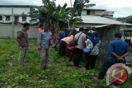 Pengukuran tanah di Wainitu ditentang warga