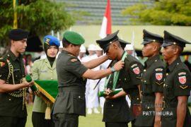 Pangdam tutup pendidikan Bintara TNI AD 2017
