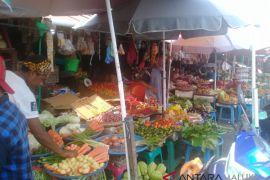 Harga sayur boncis di Ambon Rp37.000/kg