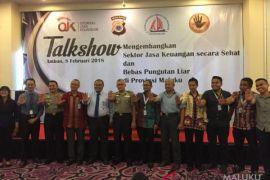 OJK Maluku gelar talkshow bebas pungutan liar