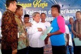 8.479 nelayan di Maluku terima BPAN