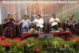 Bekraf focuses on turning Ambon into world city of music
