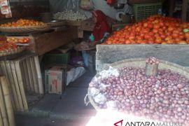 Harga bawang merah di Maluku Utara naik