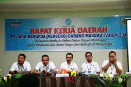 Jasa Raharja Maluku terapkan layanan online