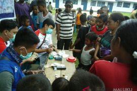 BI Maluku lakukan penukaran uang di Dobo