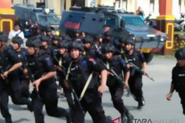 Kapolda Maluku instruksikan peningkatan status waspada satu