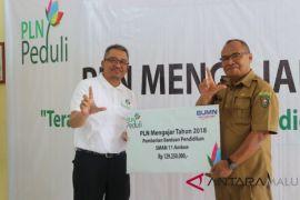 PLN Maluku kenalkan sistem kelistrikan ke siswa