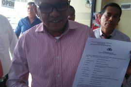Wakil Ketua DPRD Maluku dilaporkan ke SPKT