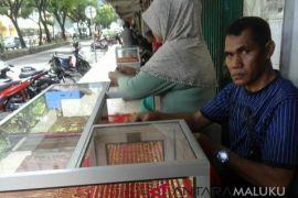 Transaksi emas di Ambon masih sepi
