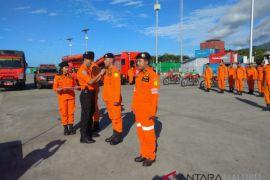 Basarnas Ternate gelar pasukan pengamanan arus mudik