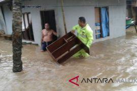 BPBD Ambon data enam titik bencana longsor