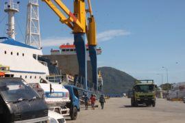 Ekspor Maluku Utara capai 31,43 persen