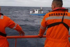 Basarnas Ternate temukan kapal nelayan hilang
