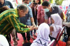 Imunisasi MR di Ambon capai 25 persen