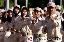 Pemuda di ambon ikrar Indonesia bersatu
