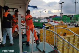 Basarnas Ternate salurkan bantuan untuk korban Sulteng
