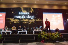 Musikologi series Ambon dorong penguatan industri musik