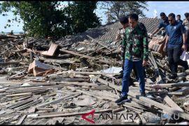 Ibadah Minggu di Ambon doakan korban gempa Palu