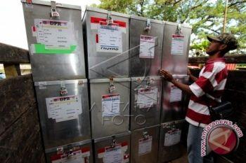KPU Ambon tetapkan DPT Pilgub 207.053 orang
