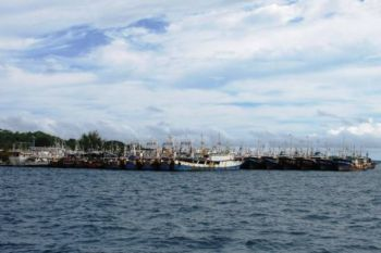 """Ole-ole"" akhir tahun untuk nelayan Maluku"