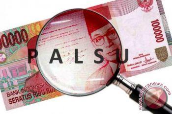 Masyarakat diimbau antisipasi peredaran uang palsu