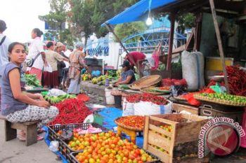 Harga tomat di Ternate melonjak