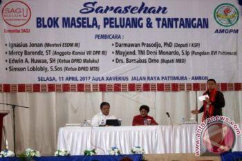 Maluku tolak pengelolaan bersama PI Masela