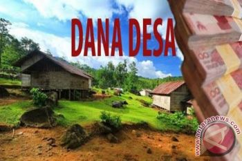 Dana Desa di Halut naik Rp9 miliar