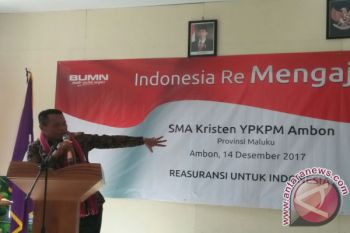PT Reasuransi Indonesia Utama Dorong Peningkatan Pendidikan
