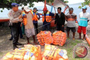 Penumpang speedboat wajib gunakan jaket pelampung