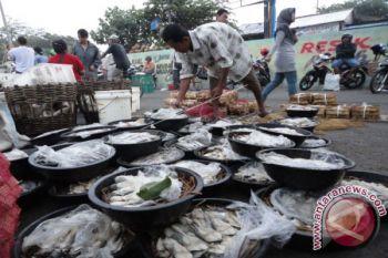 Harga ikan cakalang di Ternate naik