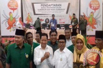 Paslon AHM/Rivai bawa kasus KPU ke DKPP