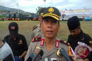 Kapolda: tahapan pilkada Malut aman