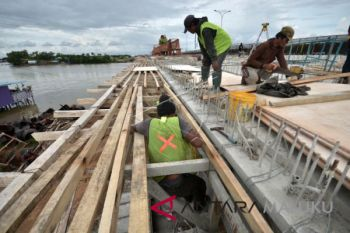 Pembangunan jembatan Temadore bakal terwujud