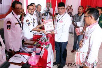 KPU: administrasi Murad Ismael terlengkap