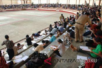 Pendaftar CPNS di Ambon capai 1.739 orang