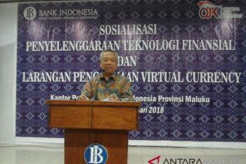 BI larang penggunaan virtual currency