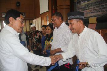 Maluku fasilitasi perjalanan keimanan 210 tokoh agama