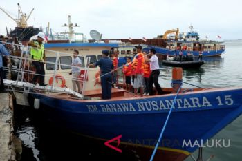 Kapal Pelra disalurkan ke kabupaten/kota