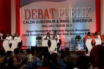 KPU Maluku gelar debat calon gubernur