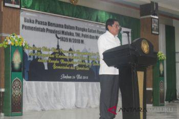 Gubernur Maluku ajak umat beragama introspeksi diri