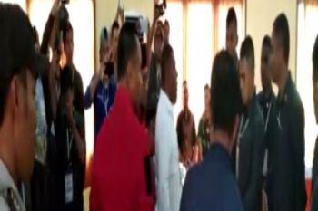 Ketua PDIP Malut dilaporkan ke polisi