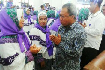 Sekretaris kota Ambon lepas 356 calon haji